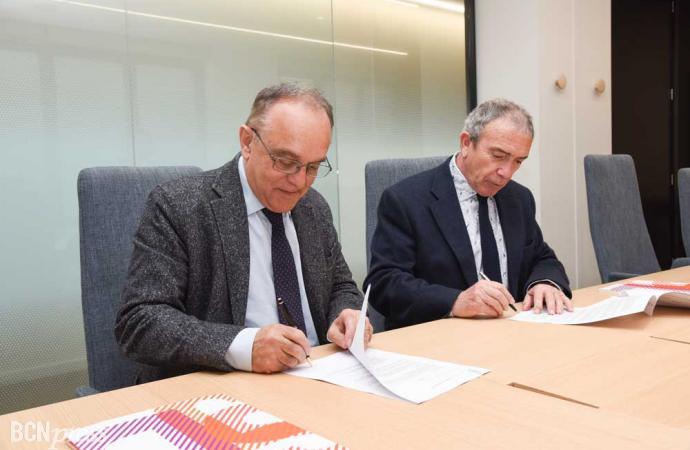 Festival Jardins Pedralbes y el Hospital Sant Joan de Déu firman una colaboración