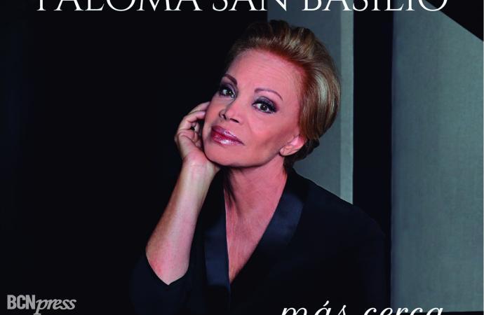 """Paloma San Basilio lanza nuevo disco """"Más cerca"""""""