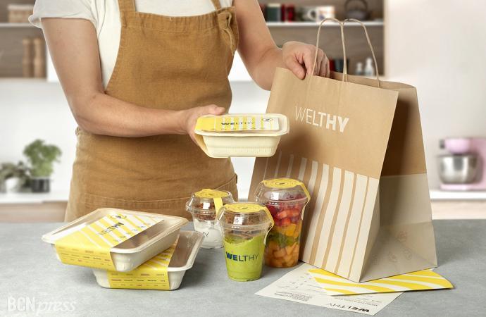 Welthy, nuevos menús a domicilio para comer de forma sana, deliciosa y natural