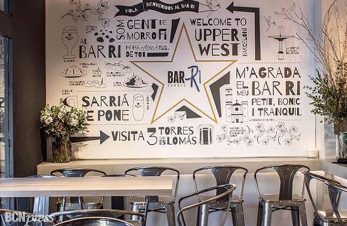 Bar Ri en Sarrià