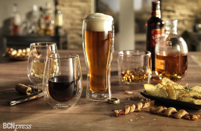 Nuevo vaso de cerveza de Zwilling