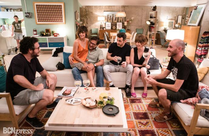 Finaliza el rodaje de 'Amor en Polvo'
