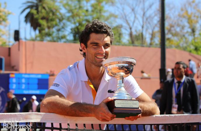 Regreso de Pablo Andújar ganando en Marrakech