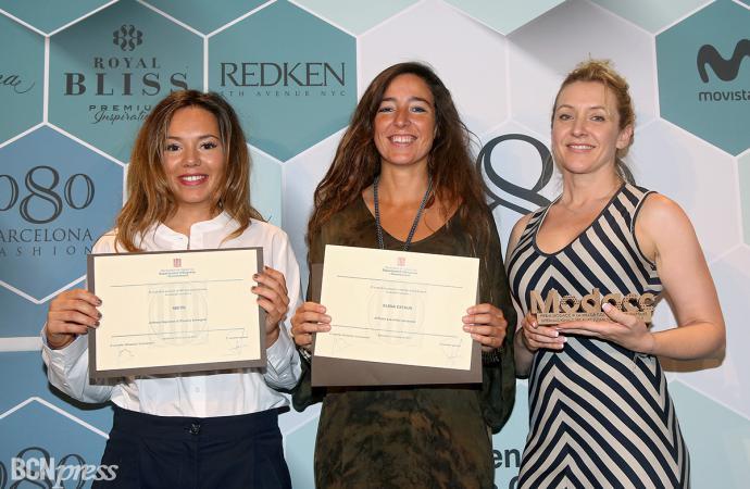 Premios de la 080 Barcelona Fashion