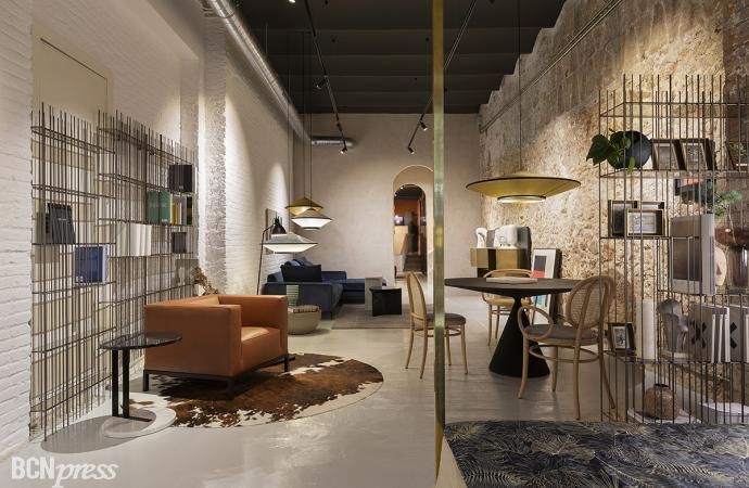 CULTO, espacio de interiorismo, arte, decoración y mobiliario en Barcelona