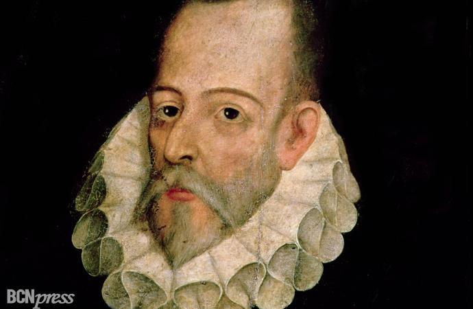TVE celebra el centenario de Cervantes