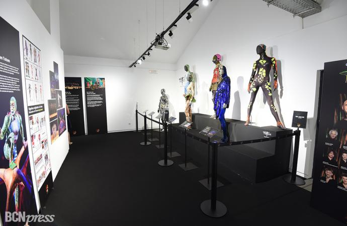 Exposición 'TOTEM, Behind the Scenes' de Cirque du Soleil
