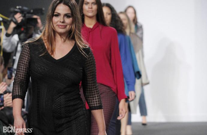 Marisa Jara presenta en exclusiva la nueva colección otoño-invierno 2016 de Elena Miró