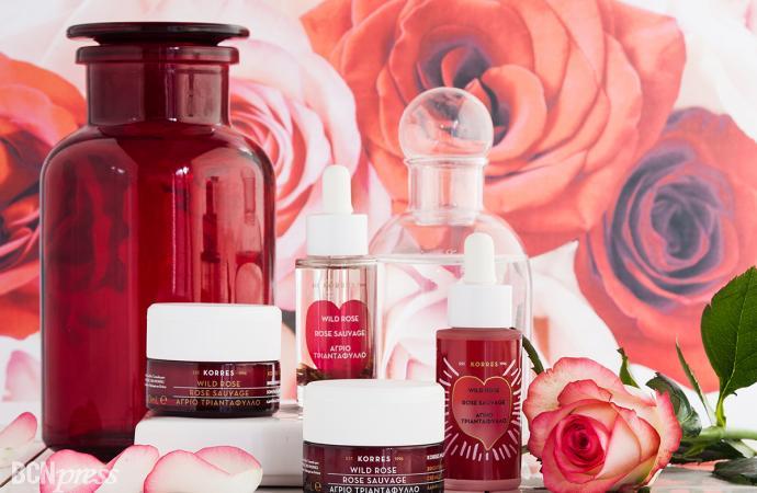 Nueva formulación de la línea Rosa Salvaje de Korres