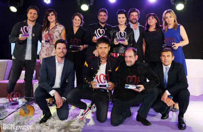 Premios Nº 1 de Cadena 100
