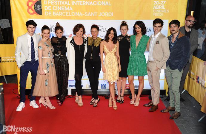 Preestreno en Barcelona de 'La Otra Mirada'