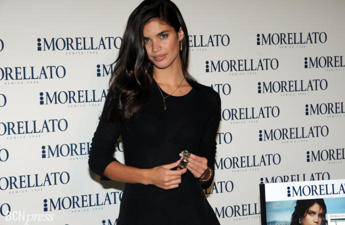 Sara Sampaio con Morellato