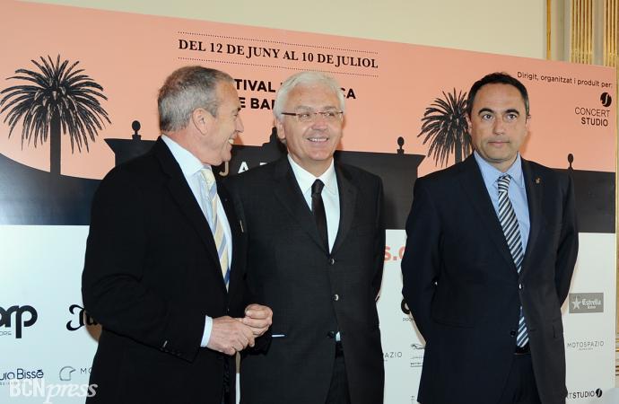 Festival Jardins de Pedralbes 2014