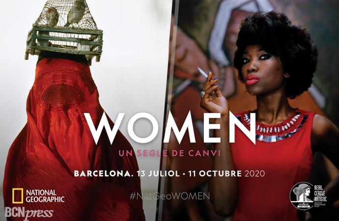 """National Geographic presenta en el Reial Cercle Artistic """"Women, un siglo de cambio"""""""