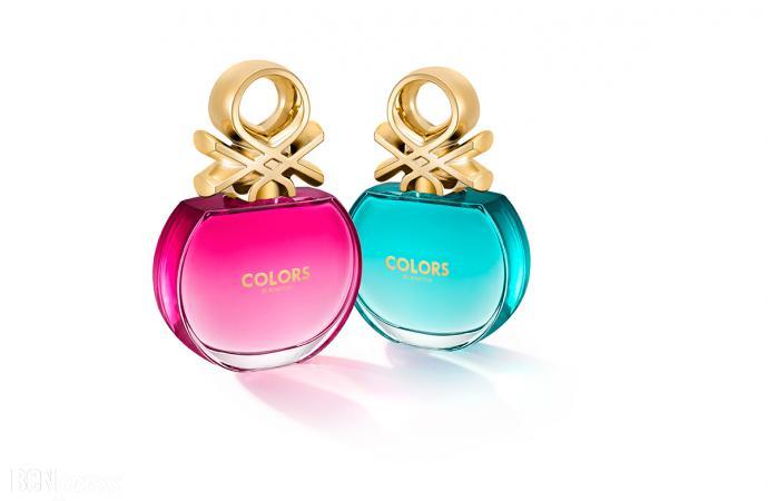 Nuevas fragancias de Benetton 'Colors'