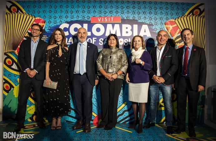 """Se presenta en Fitur la nueva campaña de turismo de Colombia, """"Colombia, Tierra de la Sabrosura"""""""