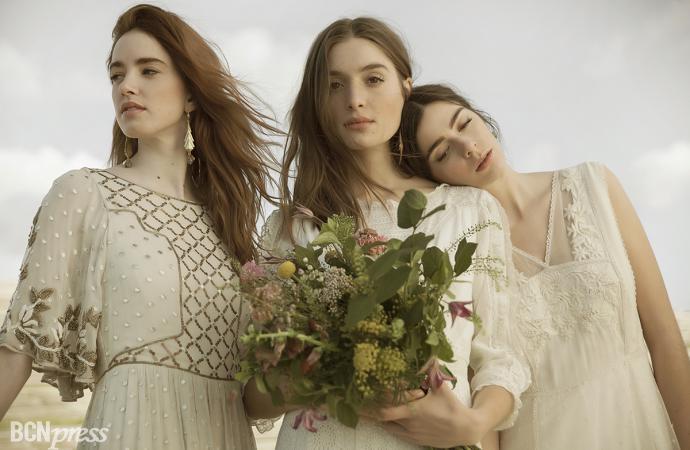 Intropia presenta su segunda colección de vestidos de novia