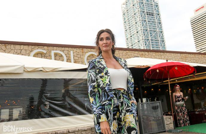 "Vicky Martin Berrocal madrina de la ""Flower Power"""