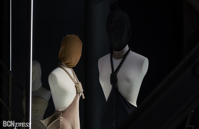 Exposición dedicada a David Delfín