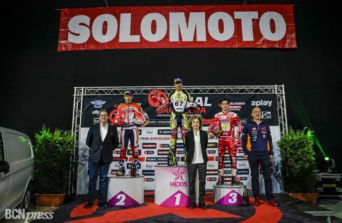 Sorpresa en el 42º Trial Indoor Solo Moto Barcelona