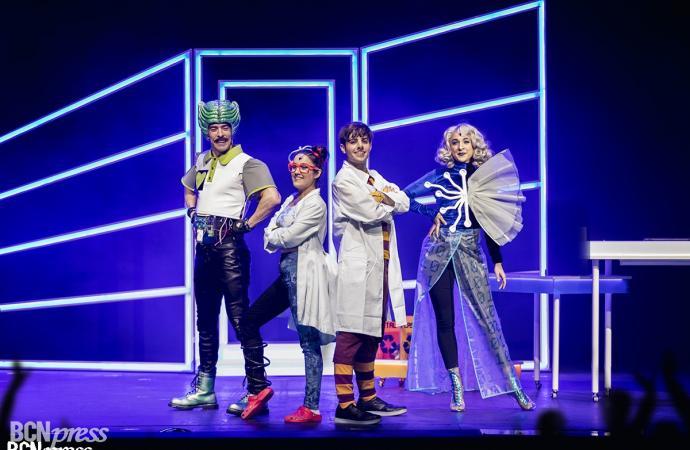 Llega para esta Semana Santa 'Pinocho el musical' a la Sala Barts de Barcelona
