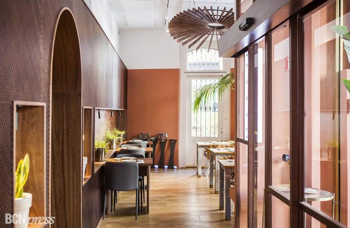 Grupo Nomo inaugura nuevo restaurante en Sarrià