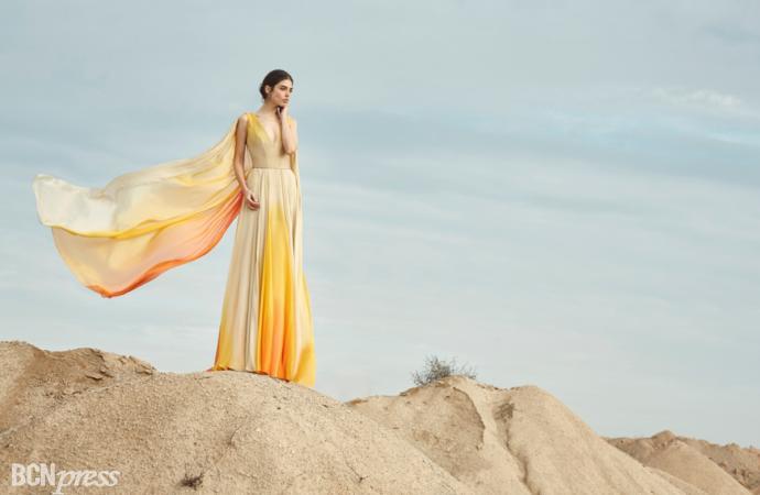 Cristina Tamborero nos traslada al desierto con su colección Mirage