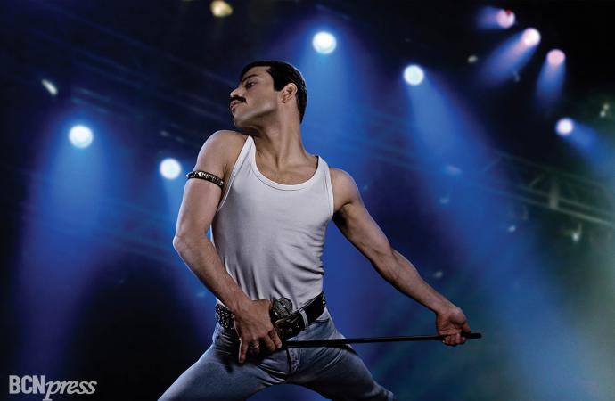 Swarovski presente en la película 'Bohemian Rhapsody'