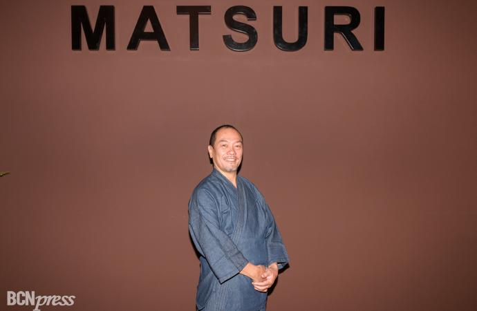 Nuevo restaurante 'Matsuri' en el Gótico