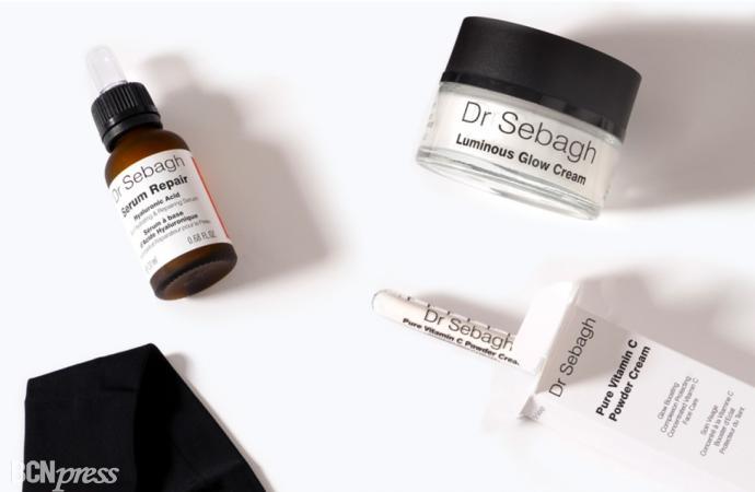 Prepara la piel para otoño con el trío del Dr. Sebagh