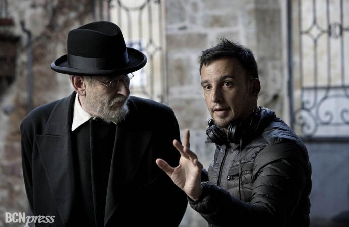 El 27 de septiembre se estrena la nueva película de Alejandro Amenábar  'Mientras dure la guerra'