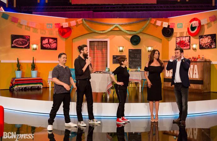 Nuevo show 'Improvisando' llega a Antena 3, con Arturo Valls