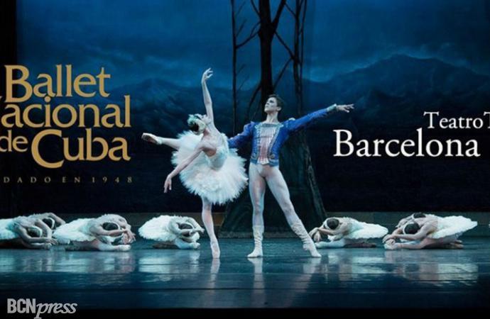 'La magia de la danza' con el ballet Nacional de Cuba