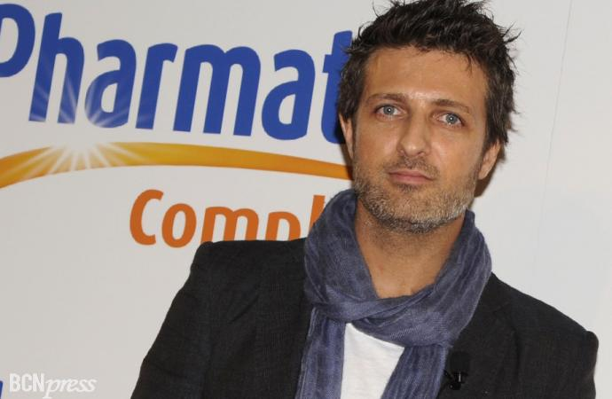 Jesús Olmedo, nuevo embajador de la marca Pharmaton complex