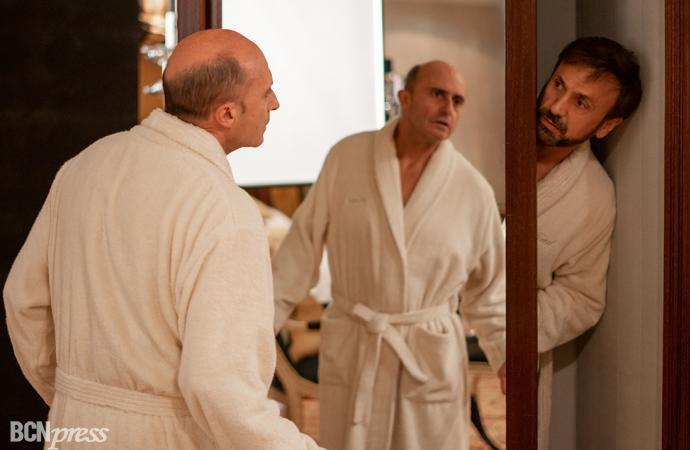 José Mota y Pepe Viyuela protagonizan  la película 'García y García'