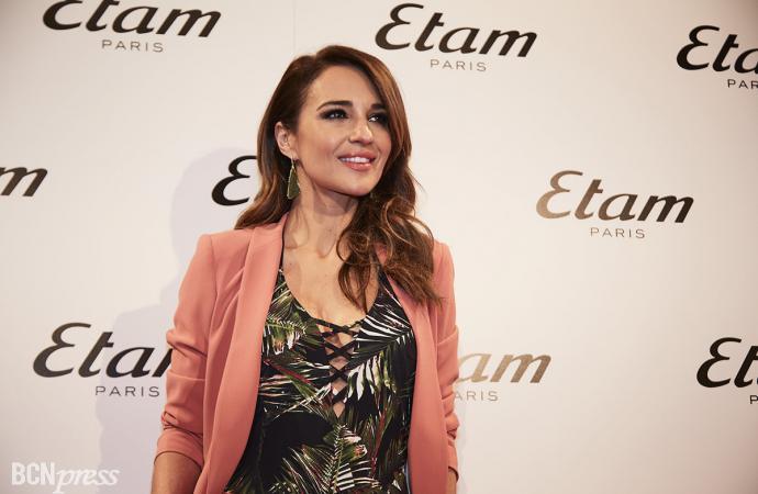 Paula Echevarría embajadora de Etam