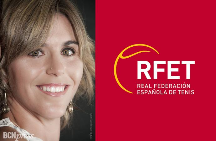 La extenista Mª José Martínez, nueva vicepresidenta de Tenis Femenino de la RFET