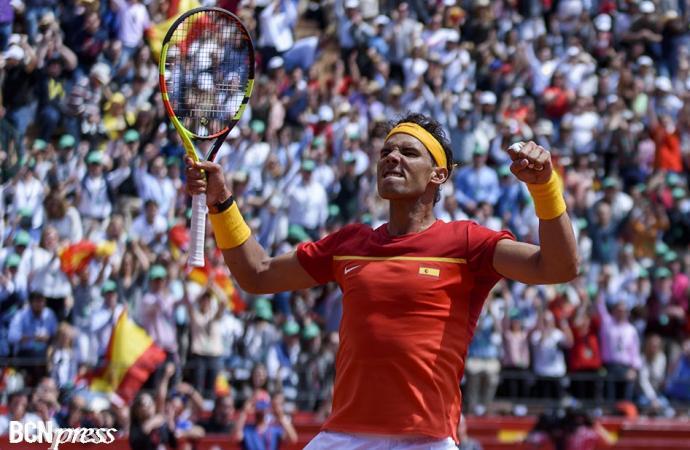 """La RFET crea el """"Día Nacional del Tenis"""""""