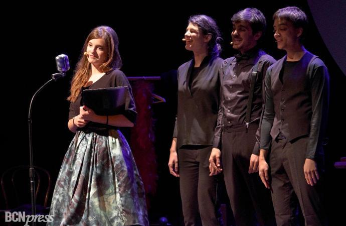 En el Teatro Poliorama se instalan Quartet Mèlt con el espectáculo 'Imparables'