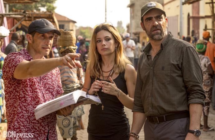 'Un Mundo Prohibido' la nueva película de Salvador Calvo
